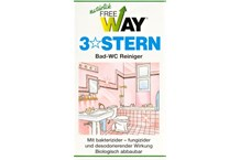 3-Stern Bad-WC Reiniger