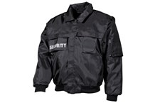 "Security Jacke ""Winter