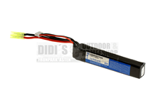 LiPo 11.1V 1100mAh 20C - Stock Tube Type
