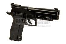 P226 Match Full Metal CO2 (KWC)