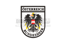 Bundesheer Rubber Patch