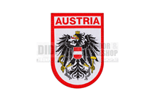 Austria Stoff Patch