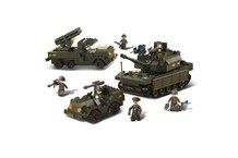 Sluban Army Set 2