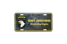 Airborne 101st Plate