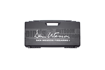 Revolver Hard Case Dan Wesson
