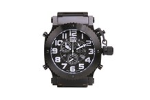 Uhr Special Ops Stahlband 101 INC schwarz